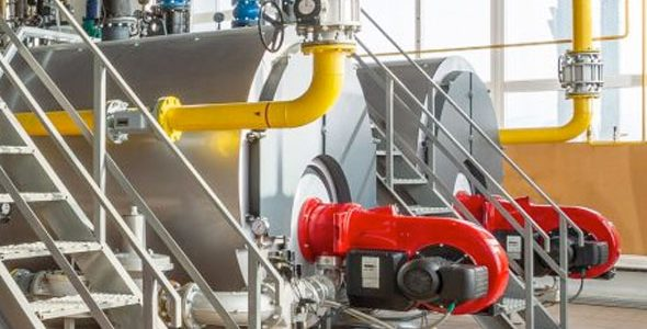 steam boiler water treatment